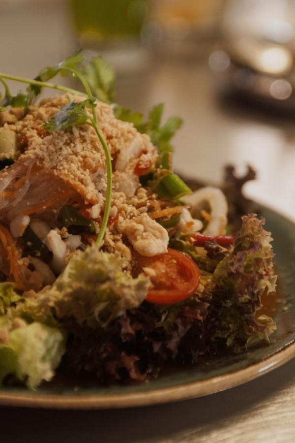 Asiatischer Salat